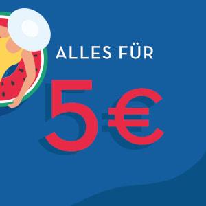 Alles 5 Euro