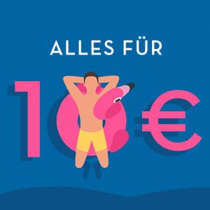 Alles 10 Euro
