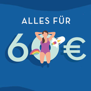Alles 60 Euro