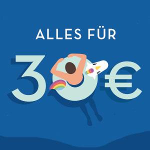 Alles 30 Euro