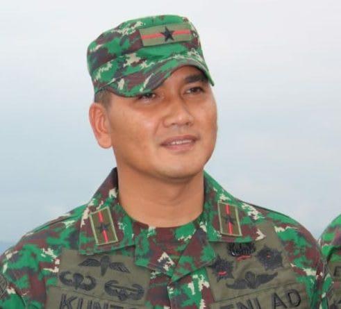 #Brigjen TNI Kunto Arief Wibowo, #Danrem 032 Wirabraja Limbago.id
