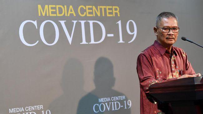 #Covid-19, achmad yurianto Limbago.id