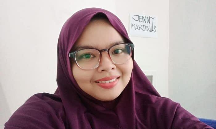 Jenny Martinus, pasien corona padang, corona di sumbar