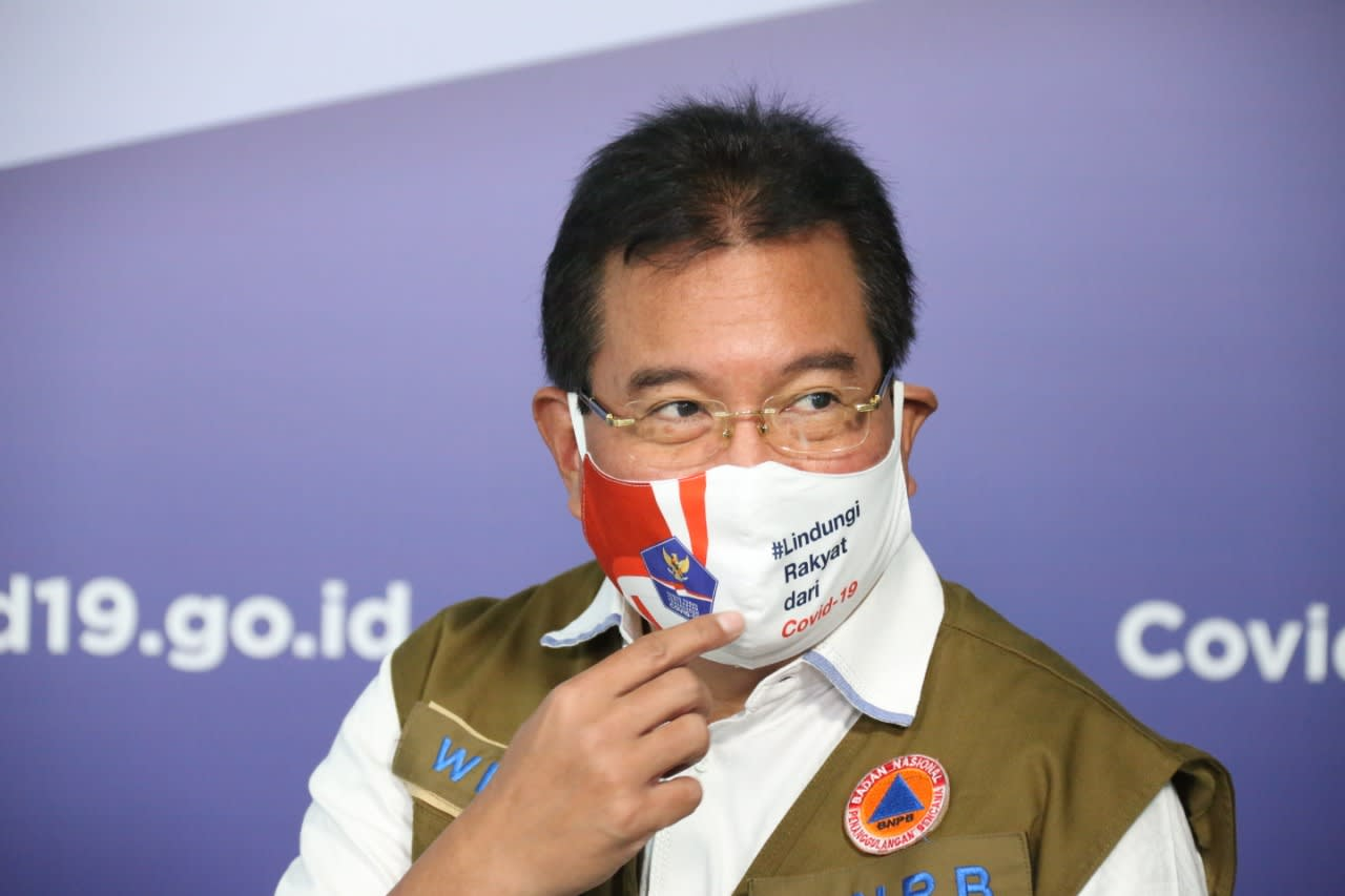 #Koronavirus, #masker kain, covid-19 Limbago.id