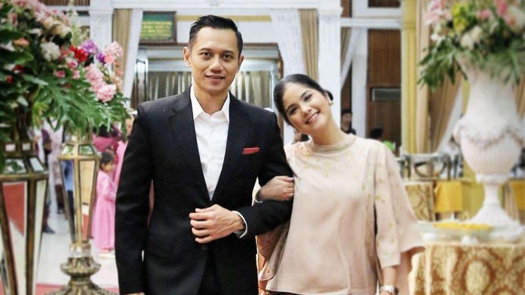 #Agus Harimurti Yudhoyono, #AHY, #Annisa Pohan Limbago.id