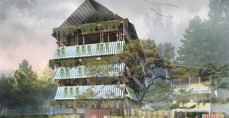 #desainrumahpandemi, corona, Rumahsehat Limbago.id
