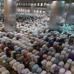 fatwa MUI, boleh sholat idul fitri di masjid, pandemi virus corona, corona sumbar, limbago