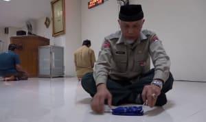 #mahyeldi, #Membuat masker, #Walikota Padang Limbago.id