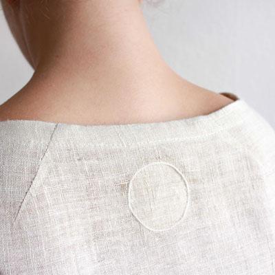 Eri Silk Fabric, Raw