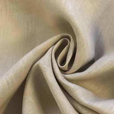 Linen Fabric Natural