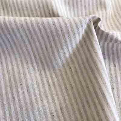 Flax cotton linen blend