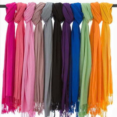 Silk Scarf Different Colors