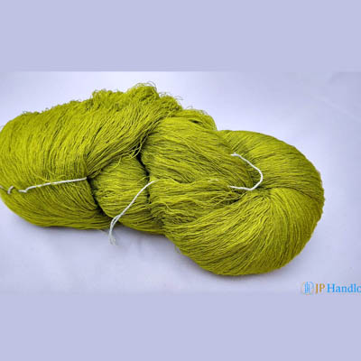 Mulberry Silk Yarn (Mehendi)