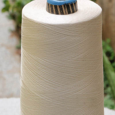 Mulberry Silk Yarn (Spun Silk Cone)