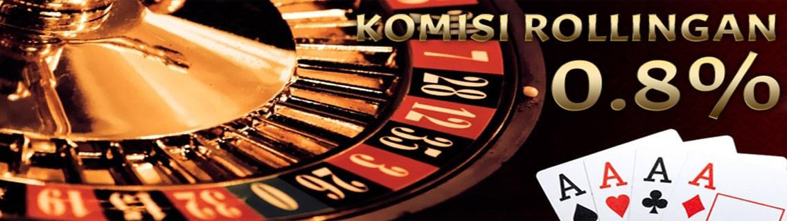 komisi casino