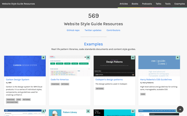 Style Guide Resources