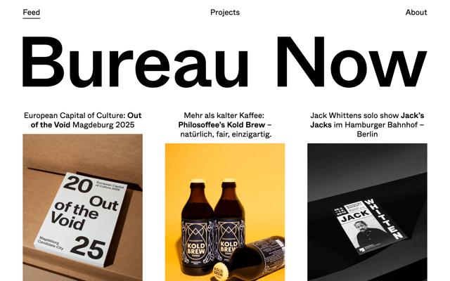 Bureau Now