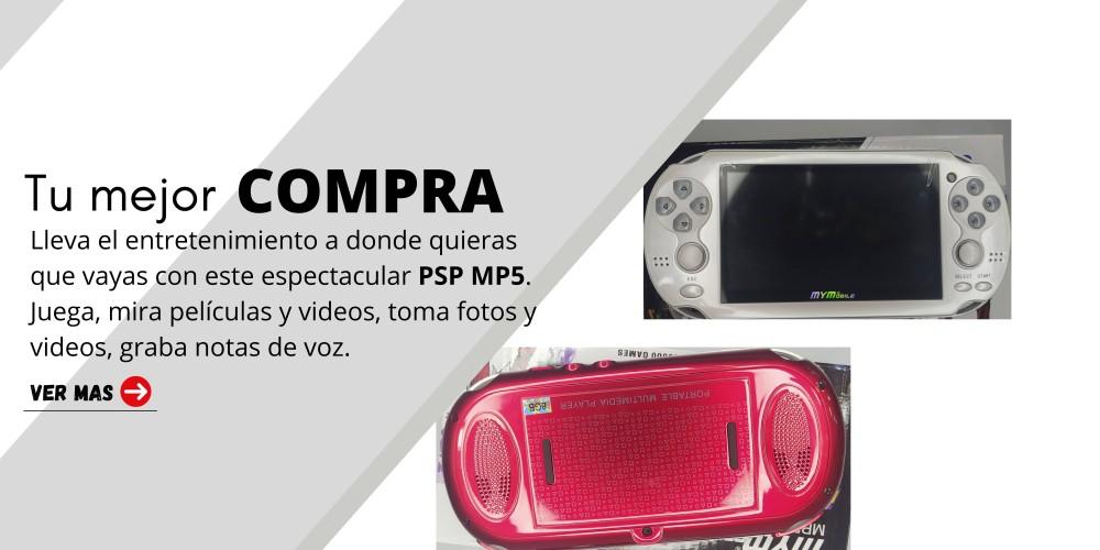 Lleva el entretenimiento a donde quiera que vayas con este espectacular MP5. Juega, mira películas y videos, toma fotos y videos, graba notas de voz y mucho más!!!