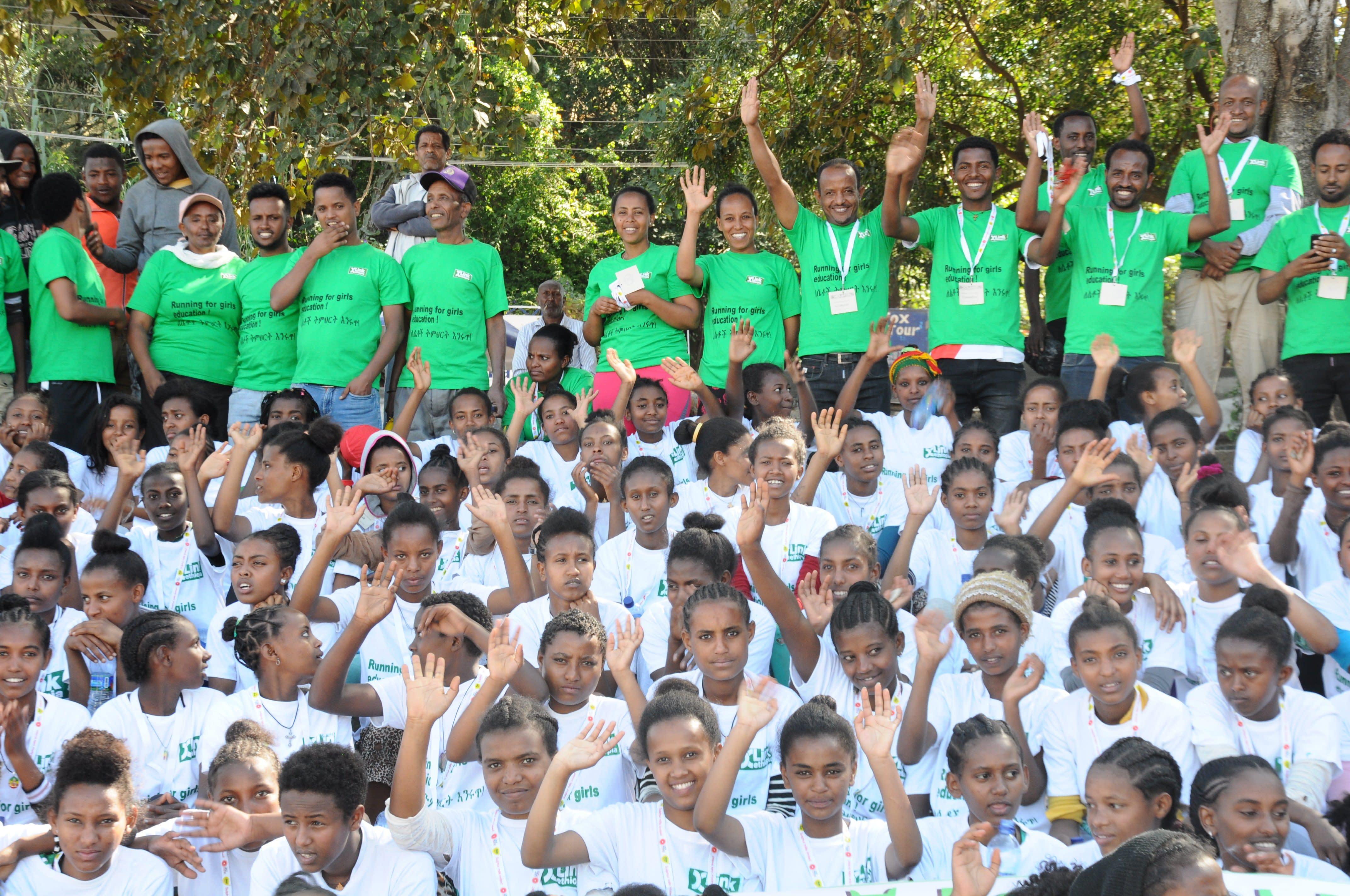 Running for Girls' Education
