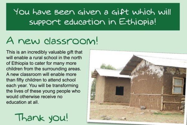 Build An Entire Classroom