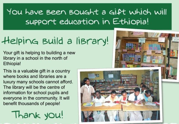 Help Build A New Library
