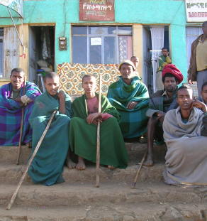 Gifts for Ethiopia