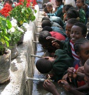 Dukem Water in use