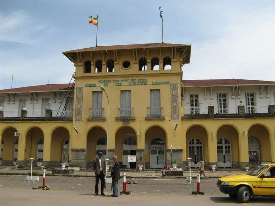 Addis Ababa railway station