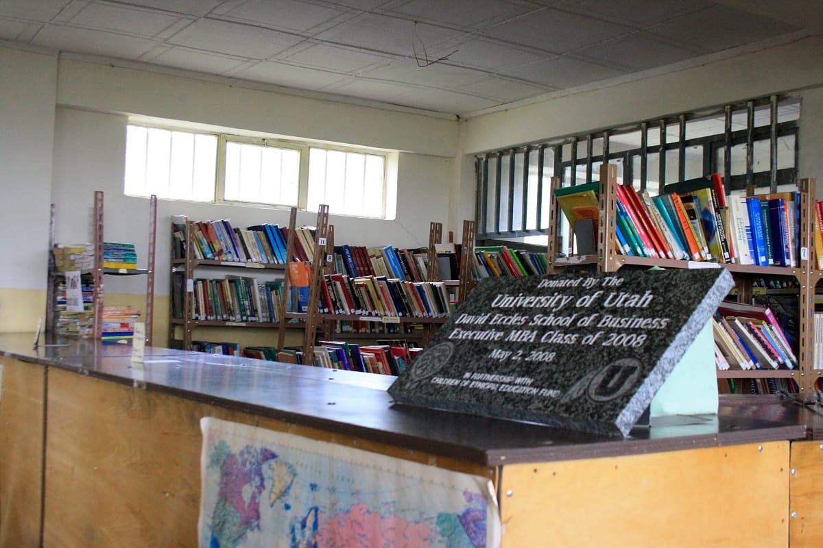 Libraries - Link Ethiopia