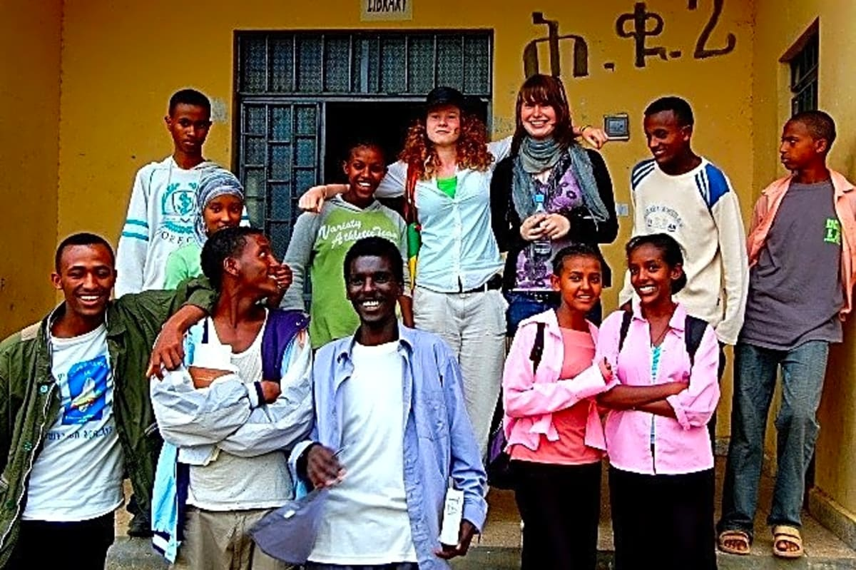 VOLUNTEER IN ETHIOPIA - Link Ethiopia
