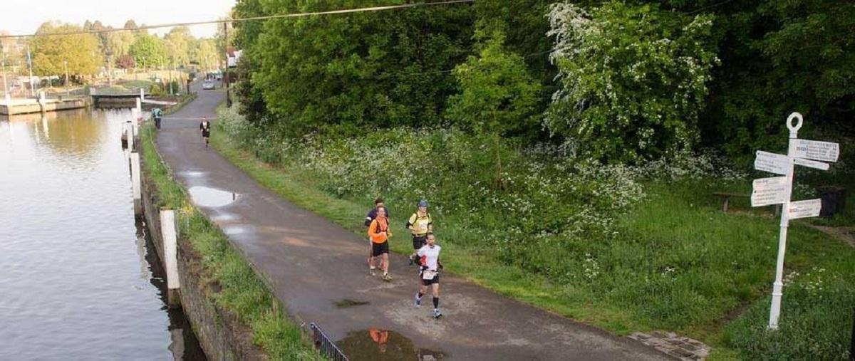 Thames Path Challenge