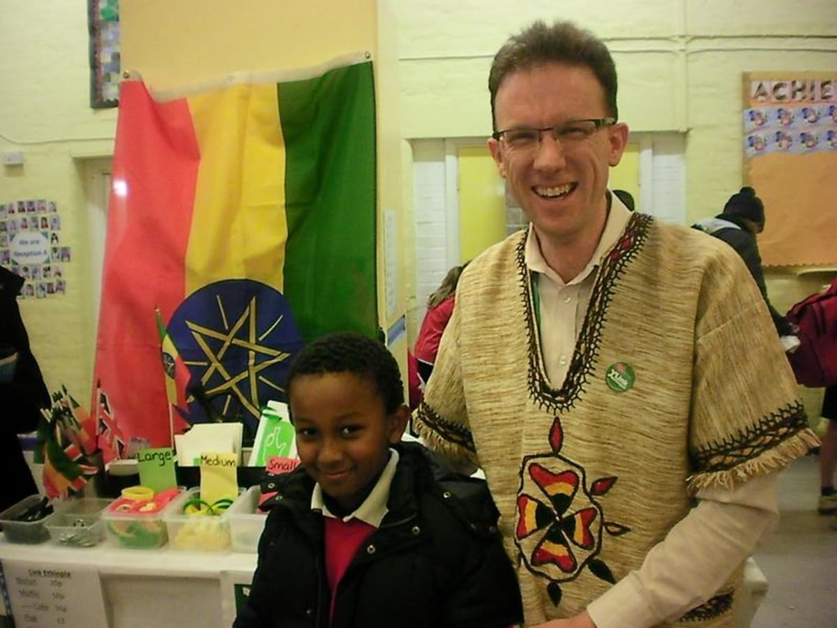 Brackenbury Christmas Fair Link Ethiopia
