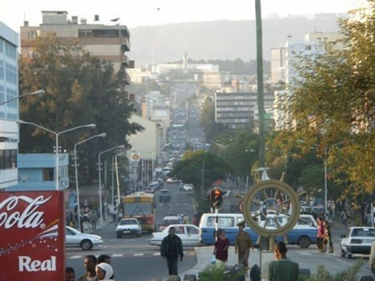 Addis Ababa - Link Ethiopia