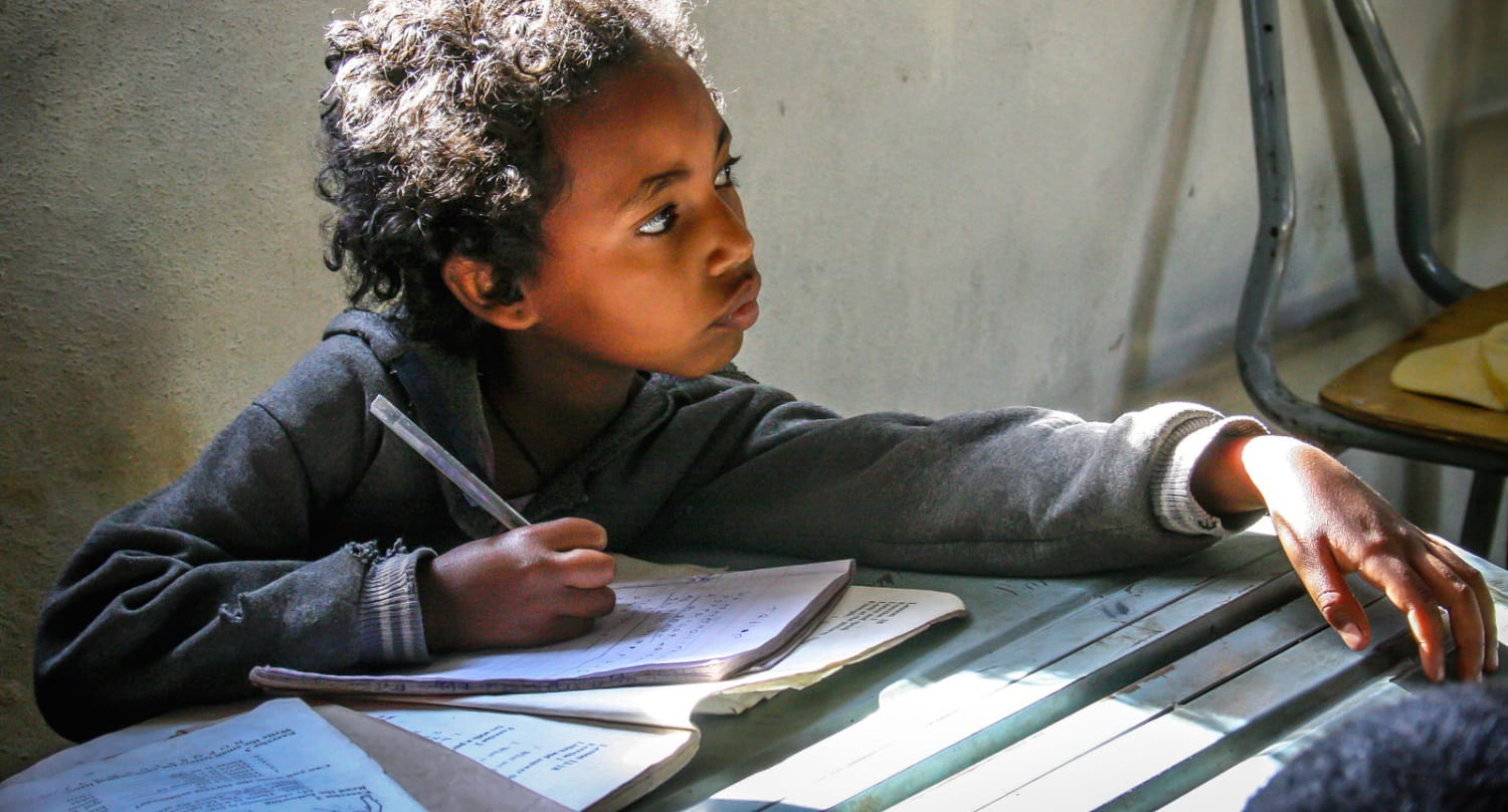 Why education? - Link Ethiopia