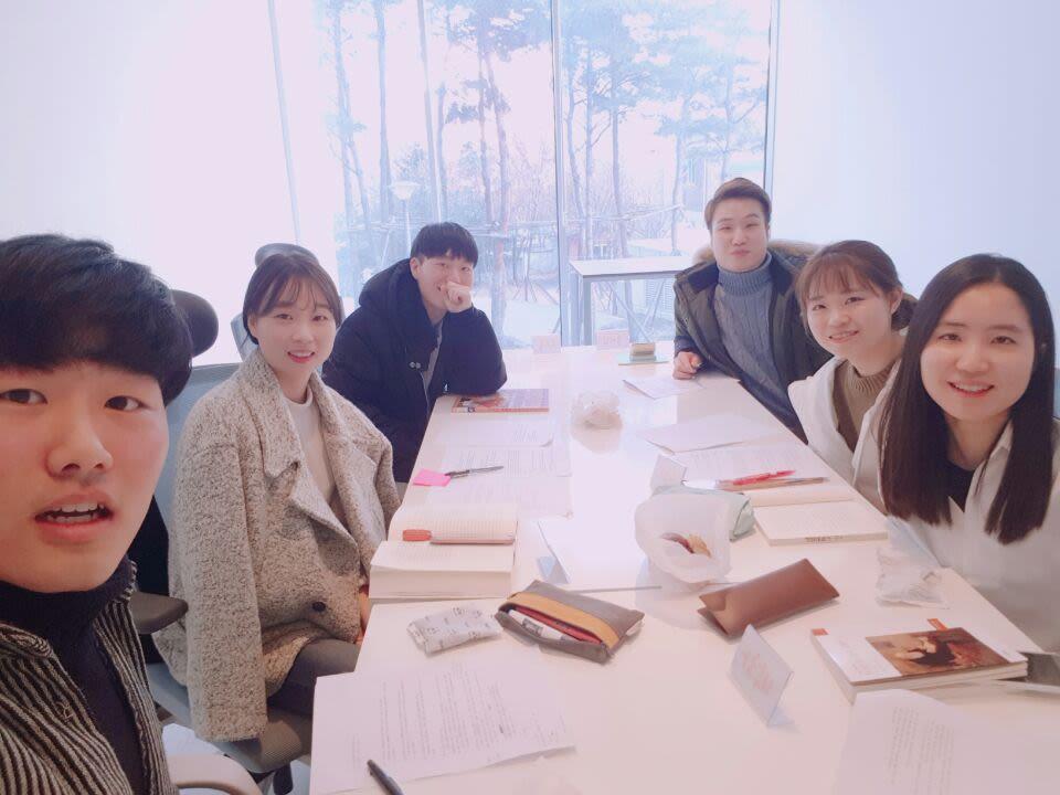 [북적북적] 독서모임 동아리 부원 모집
