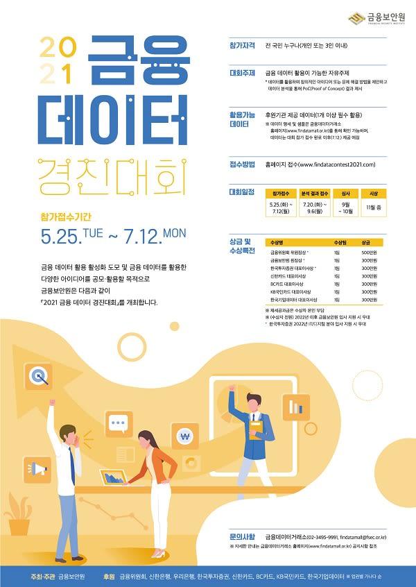 2021 금융 데이터 경진대회