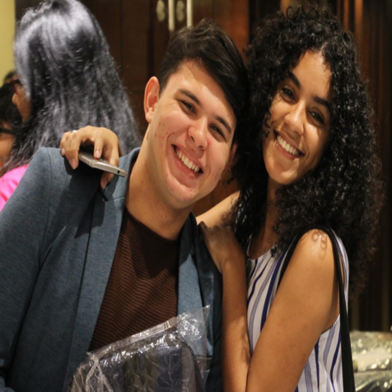 Gabriela Mattos & Izael Effemberg