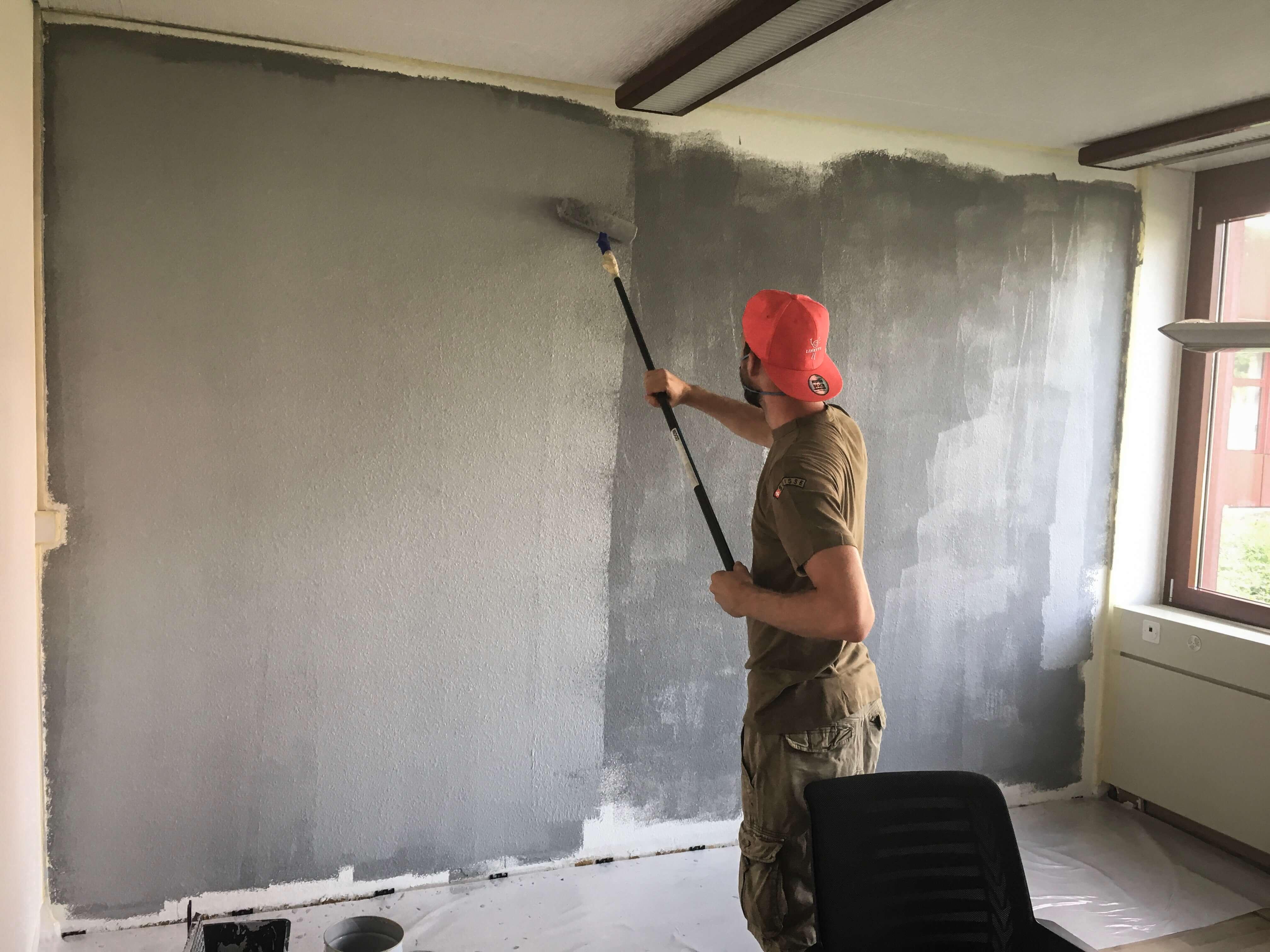 Comment Bien Peindre Un Mur En Blanc on adore notre mur magnétique ! | linkeys