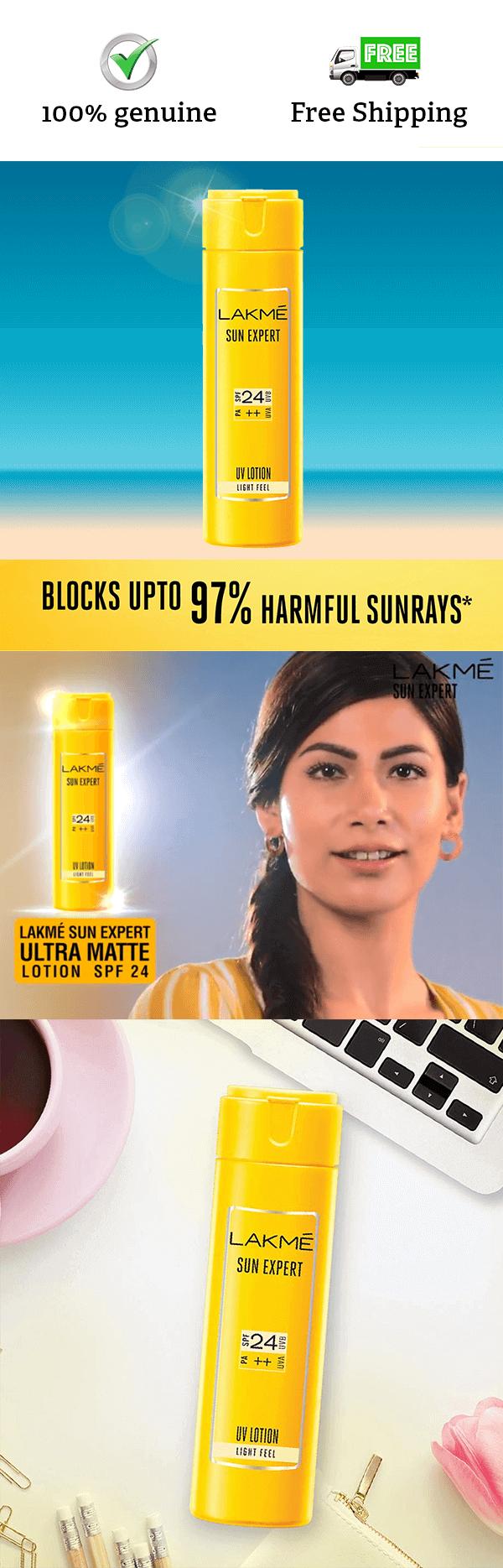 Lakme Sunscreen
