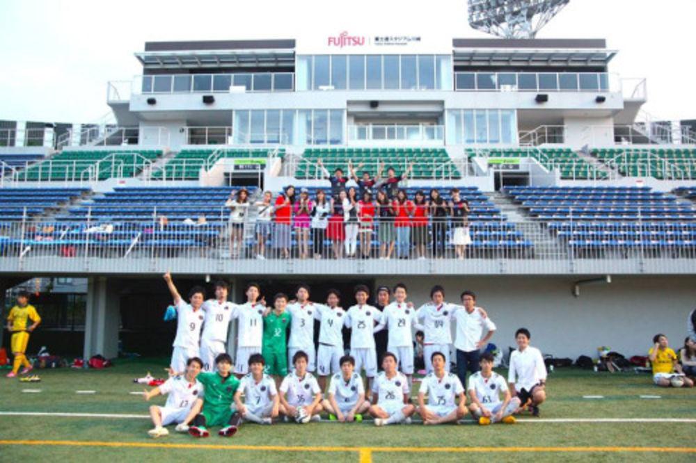 澤永遼が監督を務める社会人サッカーチーム