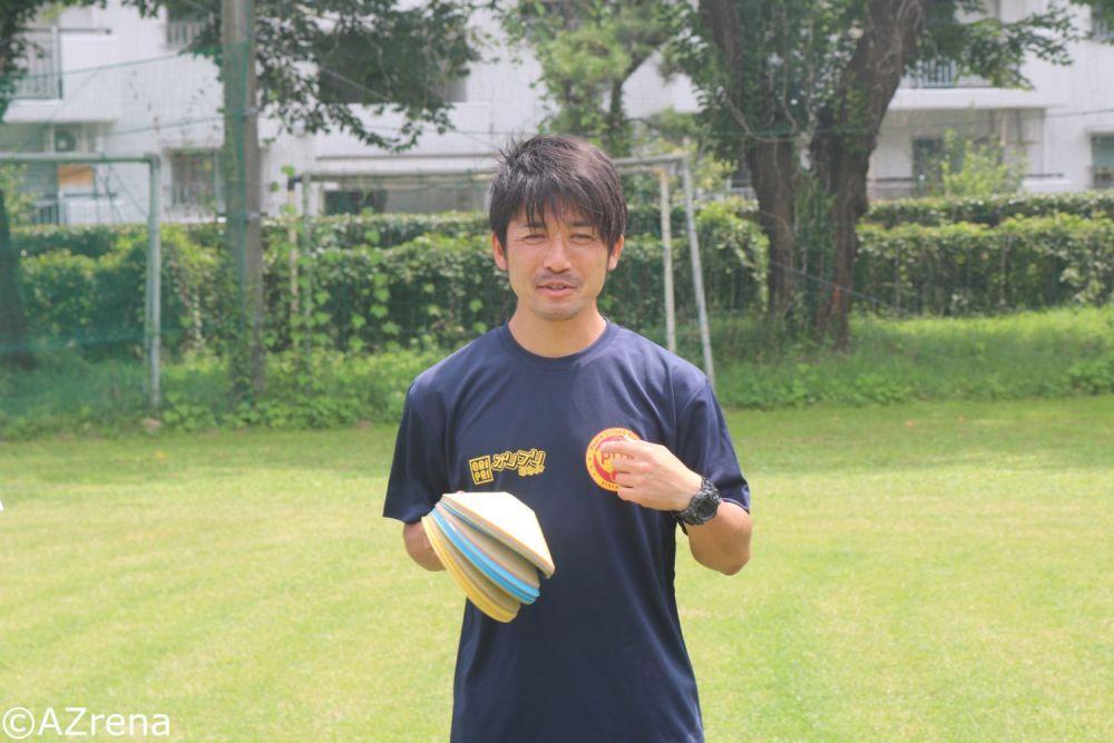 長谷川太郎氏