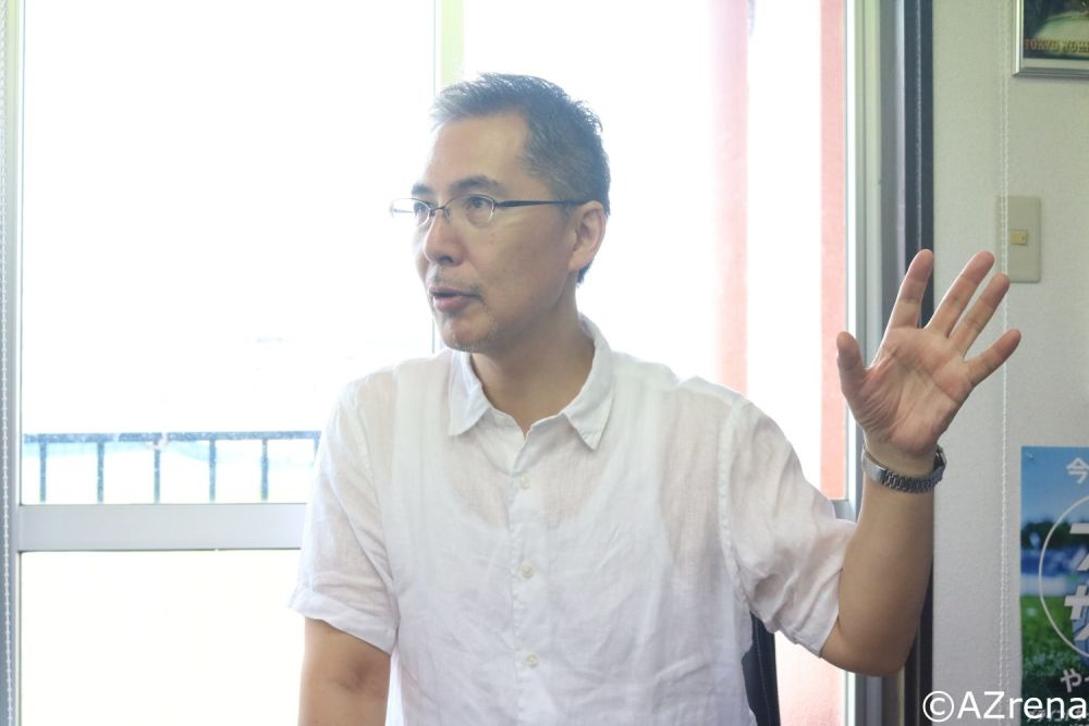 芦塚倫史氏