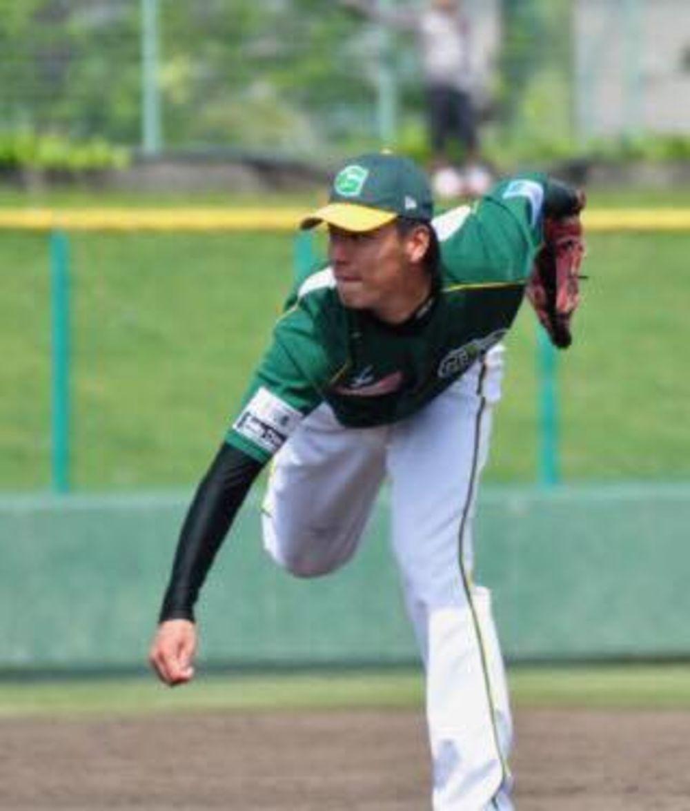 上野啓輔氏