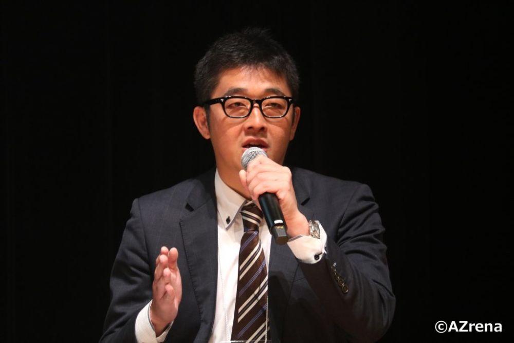 加藤謙次郎氏