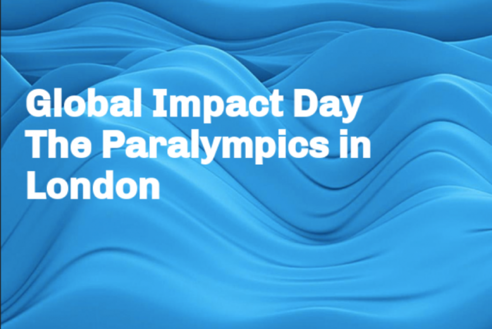 Global Impact Day The Paralympics in London