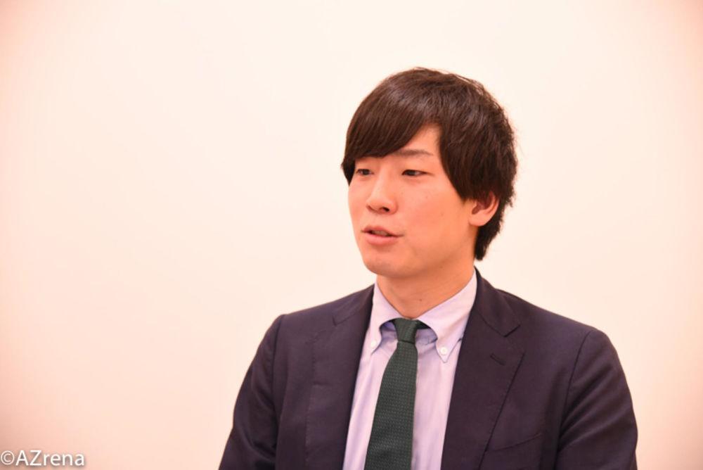菊地優斗氏