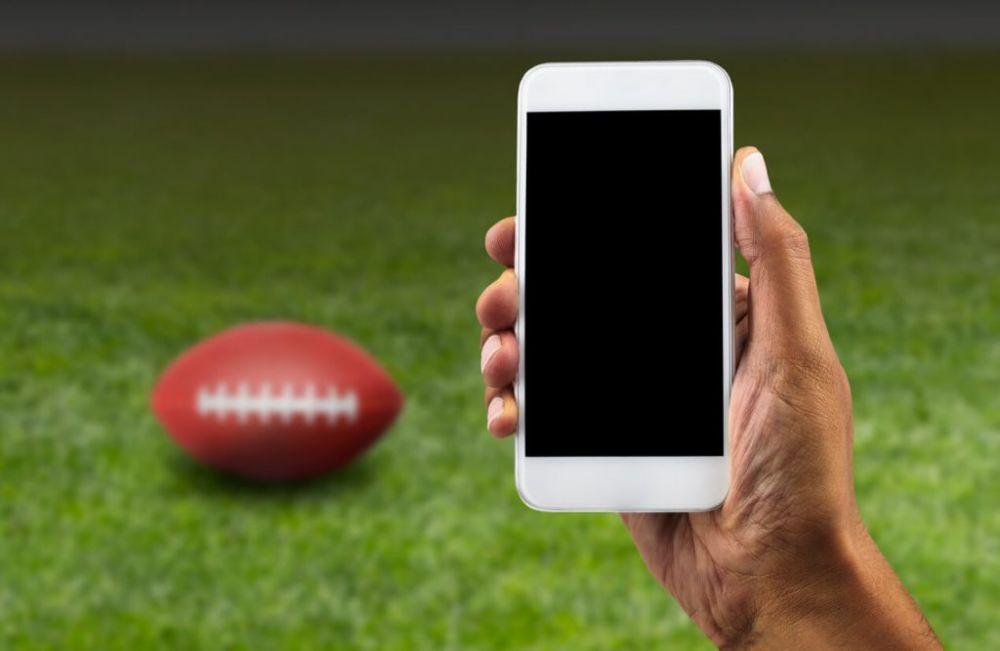 アメリカンフットボールとスマートフォン