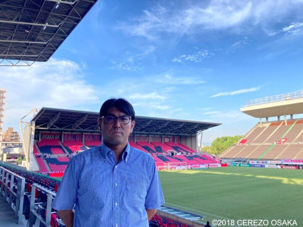 新スタジアム、海外進出、地域貢献…セレッソ大阪が企業に提供する価値とは