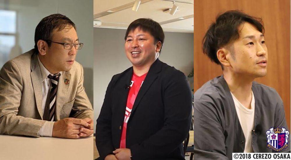 パートナー企業3社が語る。 セレッソ大阪へ協賛するメリットと魅力