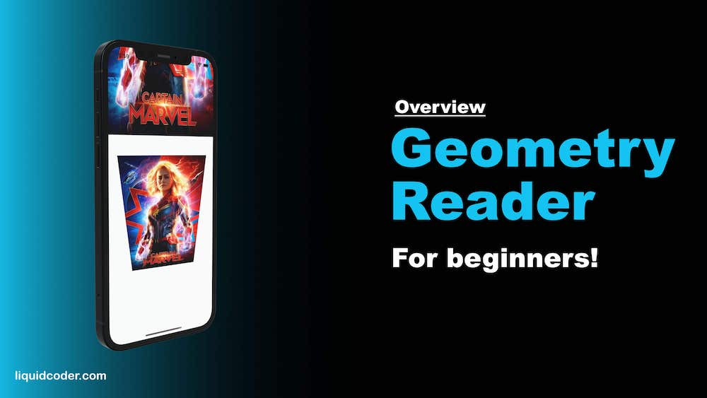 GeometryReader Overview for Beginners